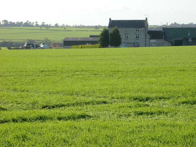 Knuston High Farm