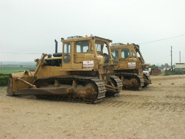 Bulldozers, Heacham