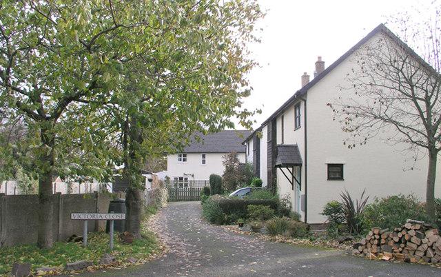 Victoria Close, Llanfrynach