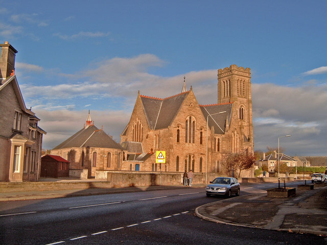 The Old Parish Church, Academy Street, Nairn