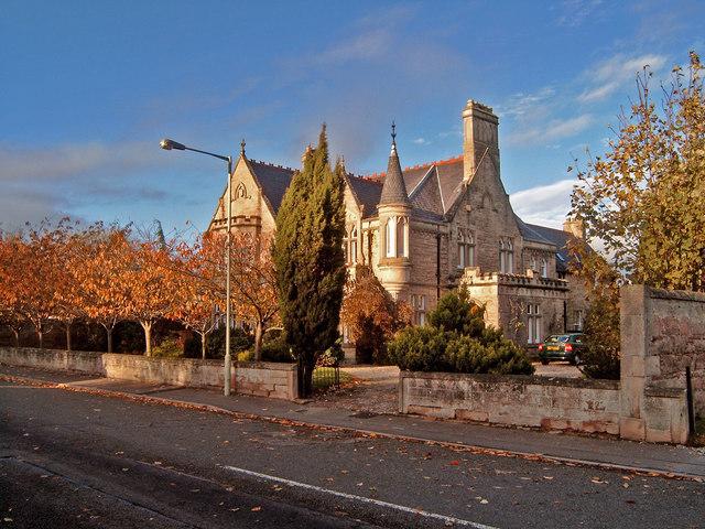 The Old Parish Manse, Manse Road, Nairn