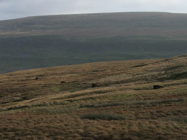 Grouse Butts above Walden Head.