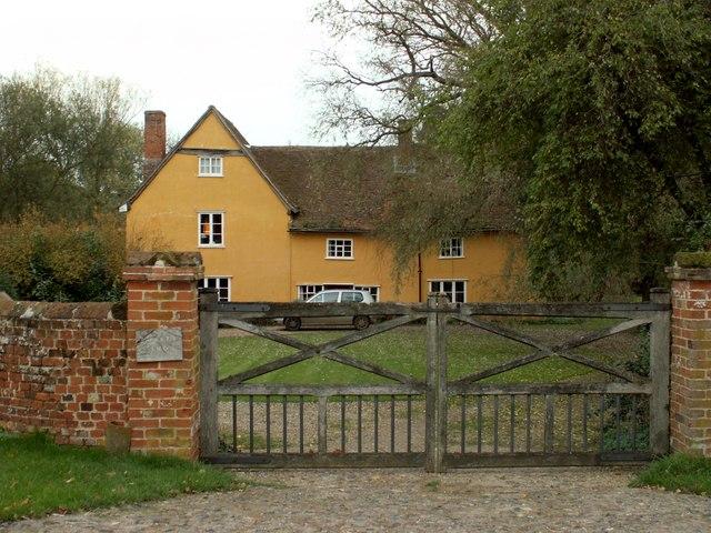 Farmhouse at Swifts Manor Farm