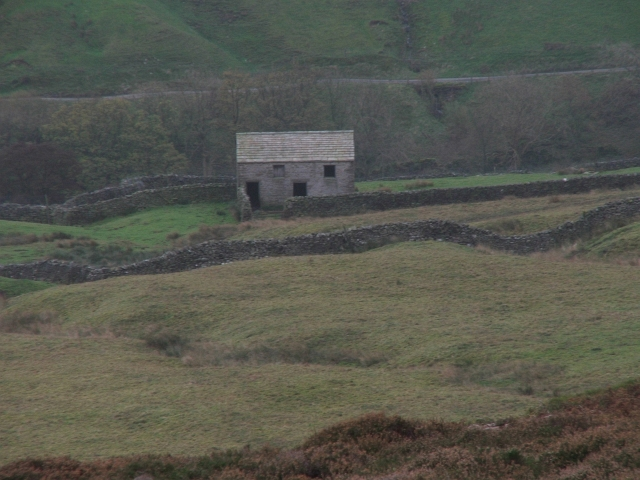 Barn Near Walden Head.