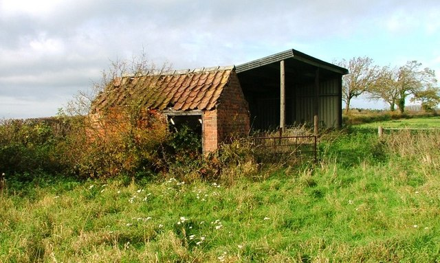 Outbuilding and Barn, Rabbit Hill