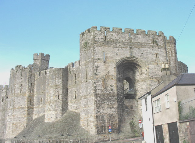 Queen Eleanor's Gate