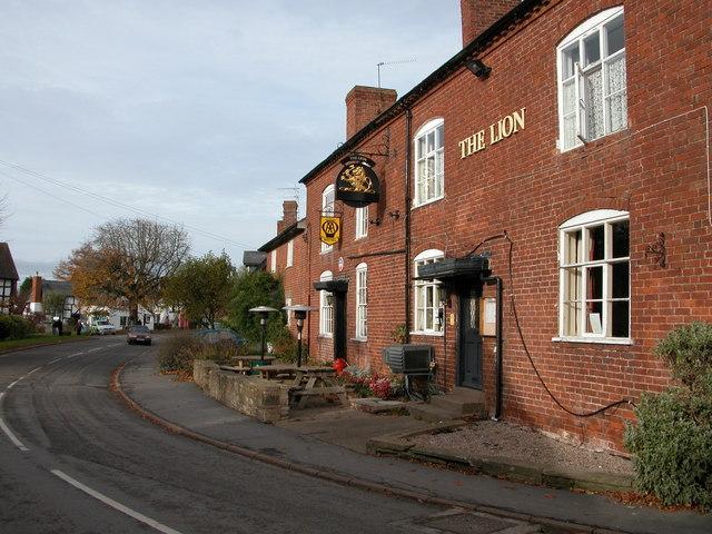 The Lion, Clifton-upon-Teme