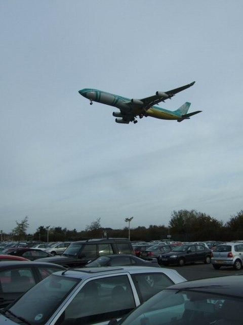 Long Term Parking at Heathrow