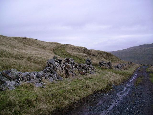 Green Lane, High Pike
