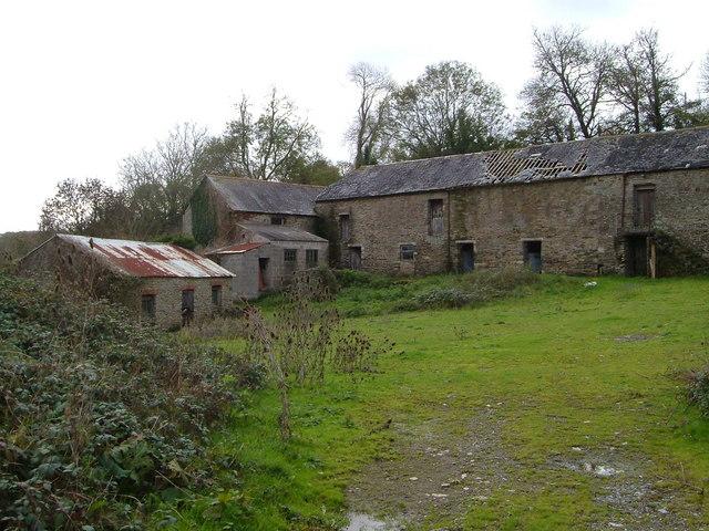 Spriddlestone Barns