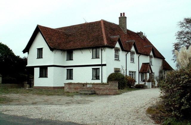 Farmhouse at White Hall Farm