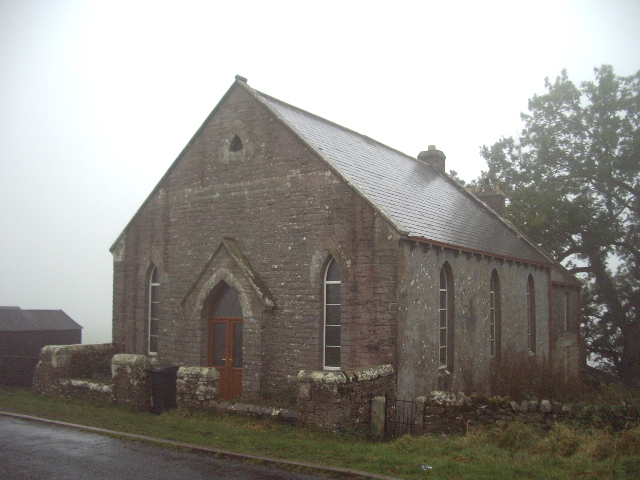 Primitive Methodist Chapel, Lunedale