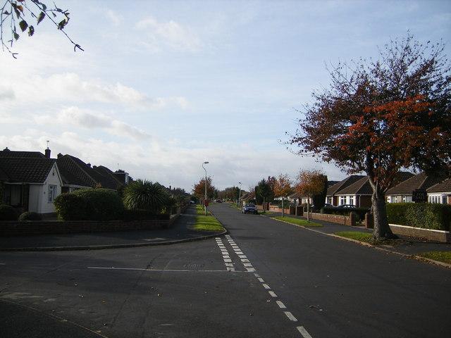 Selangor Avenue, Emsworth