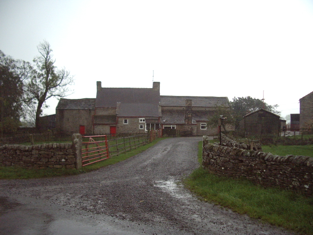 Village Farm, Hunderthwaite