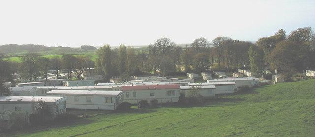 Coed Helen Caravan Park