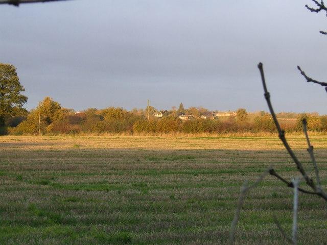 Farmland near Ladfordfield Ind Est