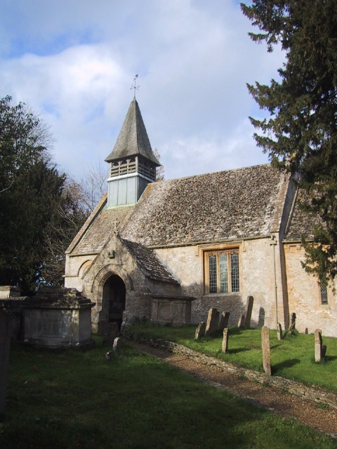 St Mary's Church, Westwell