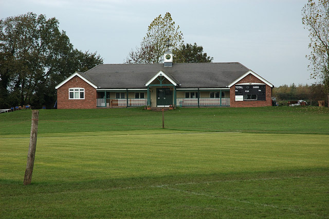 Ticknall Cricket Pavilion