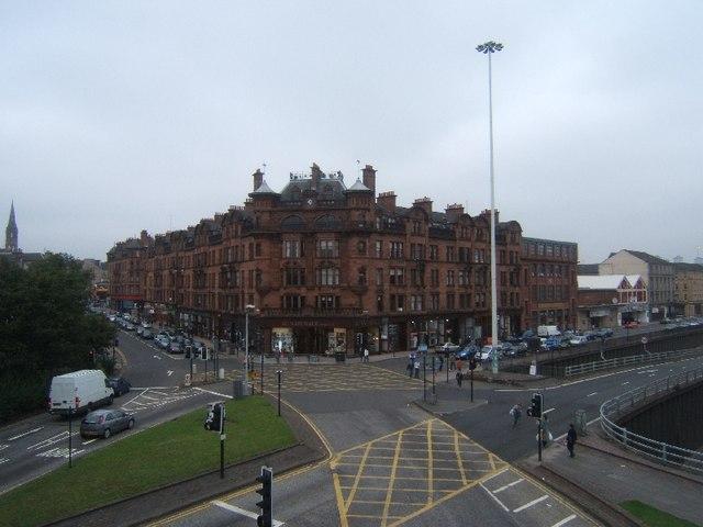 Woodlands Road,  Glasgow
