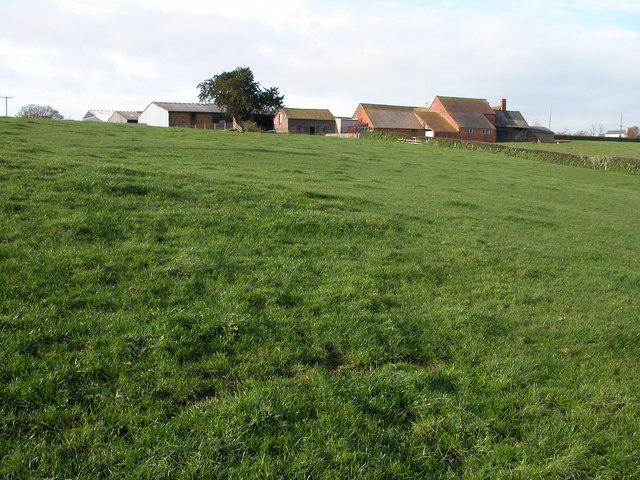 Griftens Farm, Sapey Common