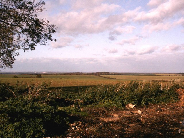 North Essex countryside near Elmdon