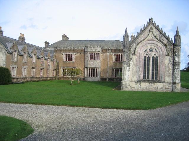 Trelowarren House & Chapel