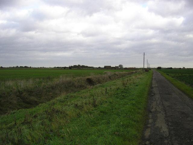 Red House Farm, Aslackby Fen
