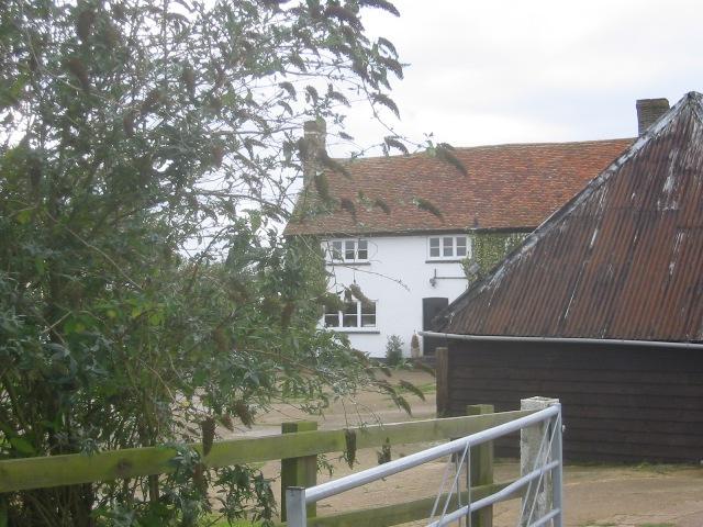 Farmhouse at Barleybeans