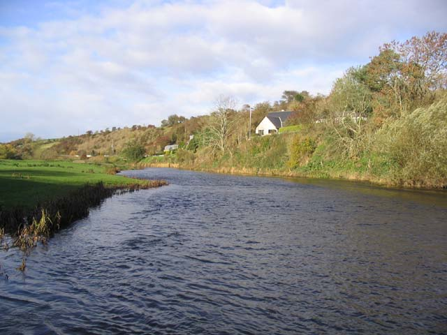 The Whiteadder Water