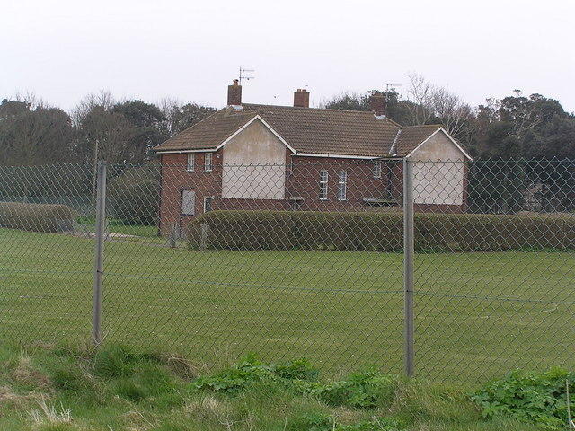 Staff Houses, disused, Sidestrand Hall School