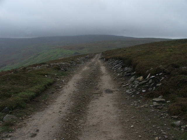 Grouse Road above Routengil.