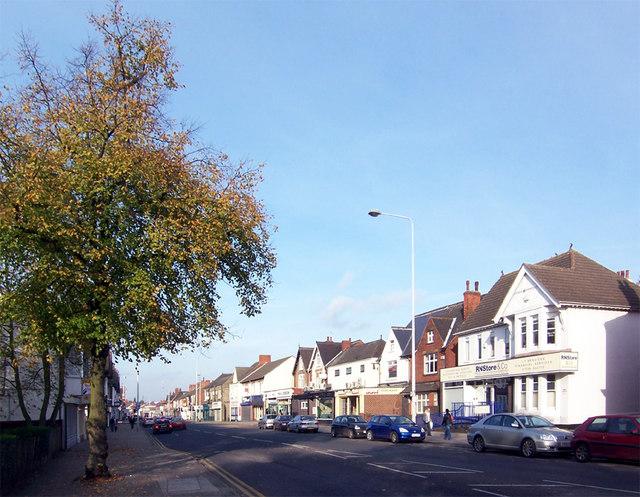 Oswald Road, Scunthorpe