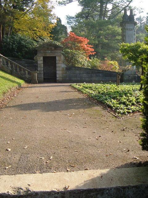 Gardens at Reed Hall