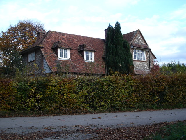 House near West Woodyates Manor Farm