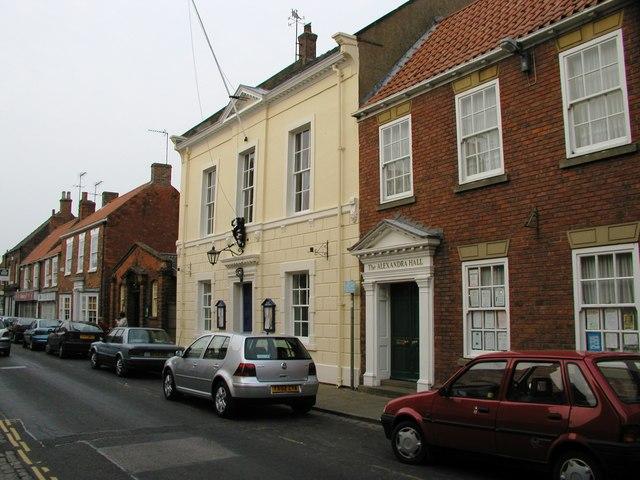Hedon Town Hall and Alexandra Hall