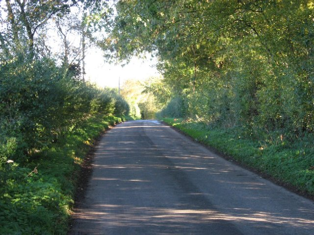 Caudlesprings Road