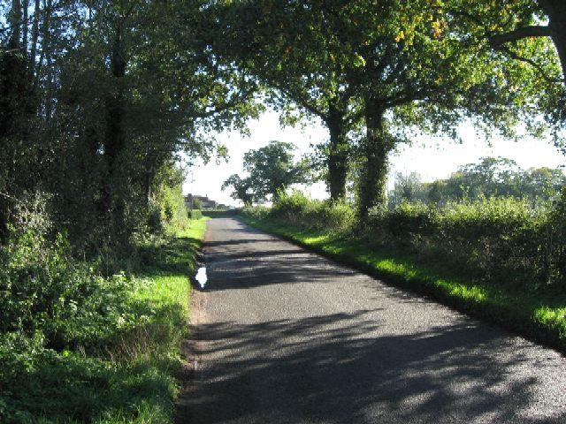 Broadmoor Lane