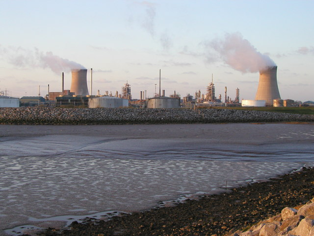 Saltend Chemical Works