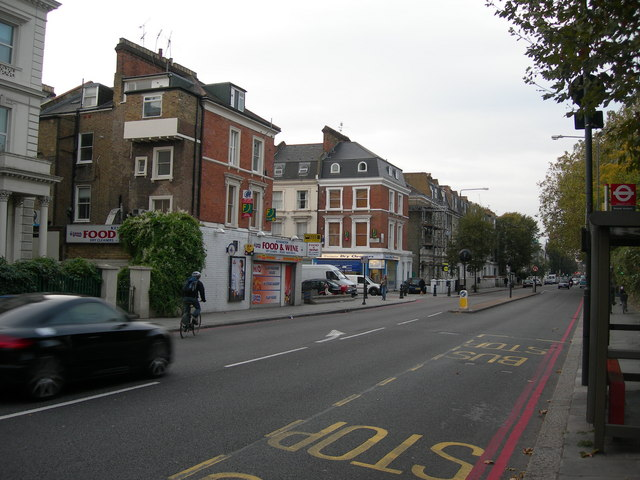 Holland Road, W14