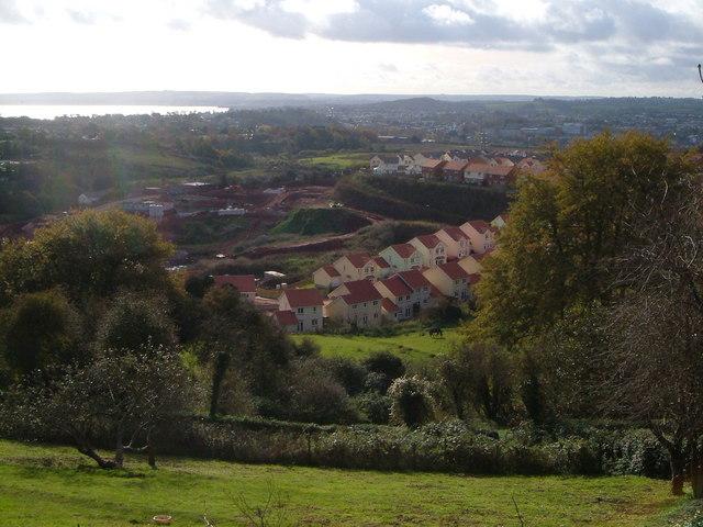 Torbay from Barton Hill