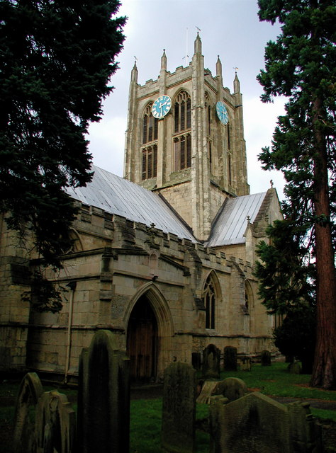 Church of St. Mary the Virgin, Cottingham
