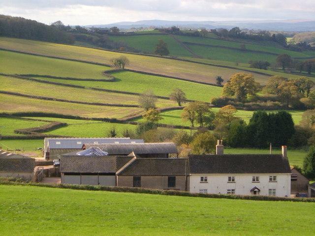 Manor Farm, Daccombe