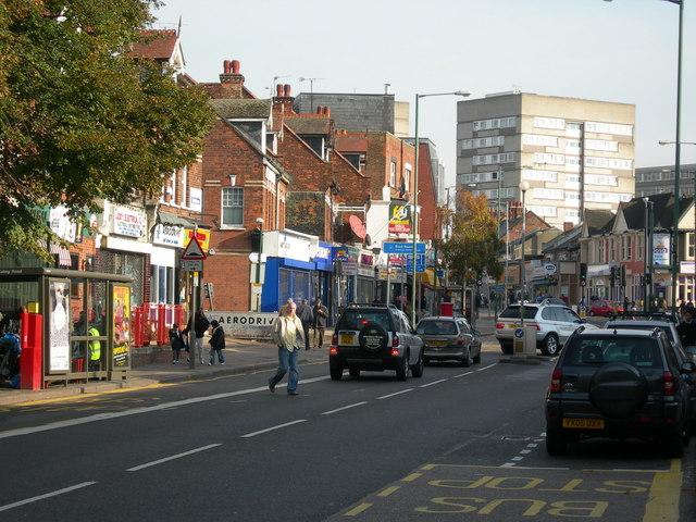 High Road, Wembley