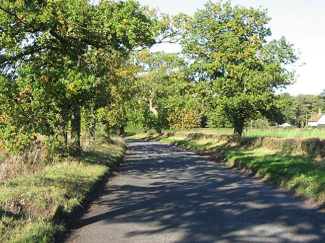 The Road To Cranworth