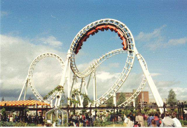 Coca-Cola Thrill Ride