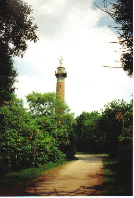 Hawstone Park, near Weston, Shropshire