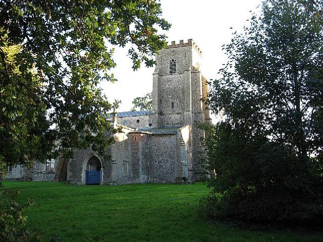 The Parish Church Of St. Andrew