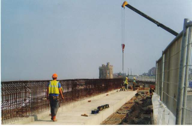 Withernsea seafront improvements