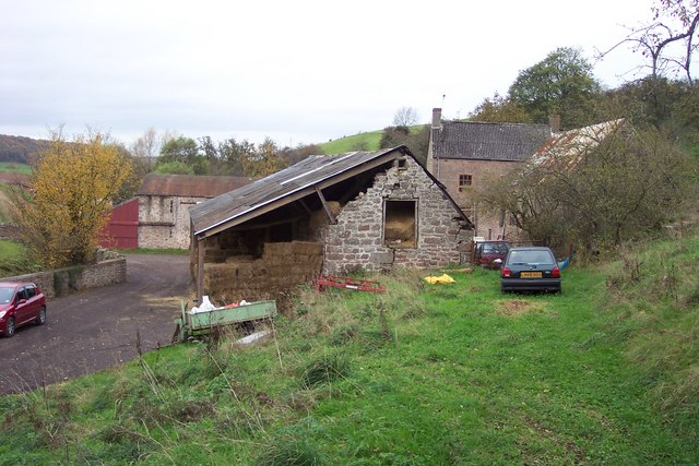 Herefordshire farm buildings
