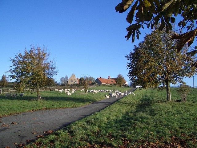 Uphoe Manor Farmhouse, Lavendon